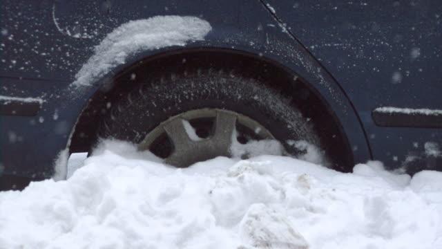 Car wheel video