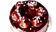 Caramel cake video