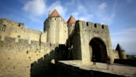 Carcassonne, France video