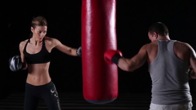 Cardio Boxing video