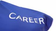Career Flag High Detail video