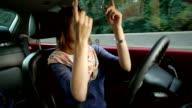 careless driver video
