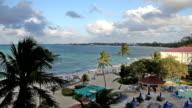 Caribbean Cruise 017 - The Beach video