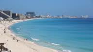 Caribbean seaside beach video