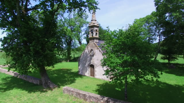 Carnac-The Chapel of the Madeleine video