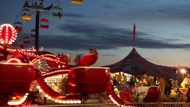 Carnival At Night video
