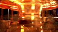 Carousel in Timelapse - Low video