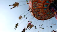 carousel spinning video