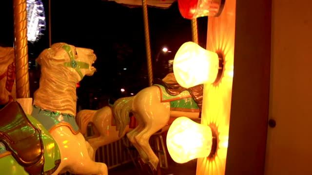 Carousel POV video