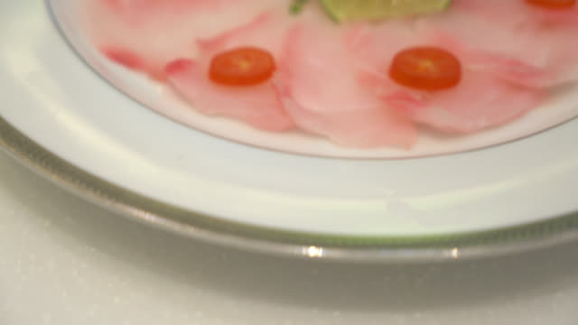 Carpaccio video