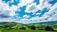 Carpathian mountains timelapse VETTA video
