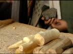 Carpenter and child video