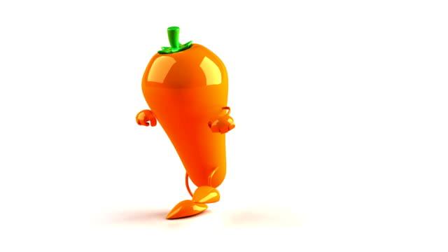 Carrot dancing hiphop video