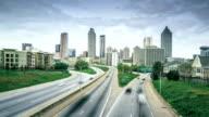 Cars in Atlanta video