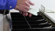 Cash Drawer video