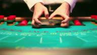 Casino, Black Jack table. video