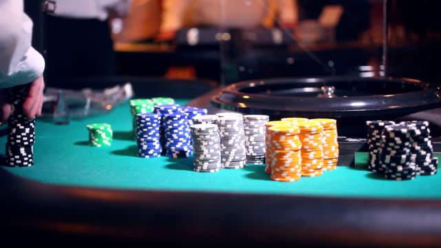 Casino Chips video