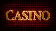 Casino Glittering (HD Loop) video