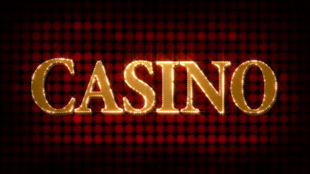 Casino Glittering (HD Loop) video