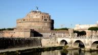 Castel San'Angelo in Rome video