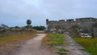 Castillo De San Marcos St. Augustine FL video