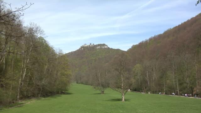 Castle Hohenurach video