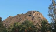 Castle in Greece video