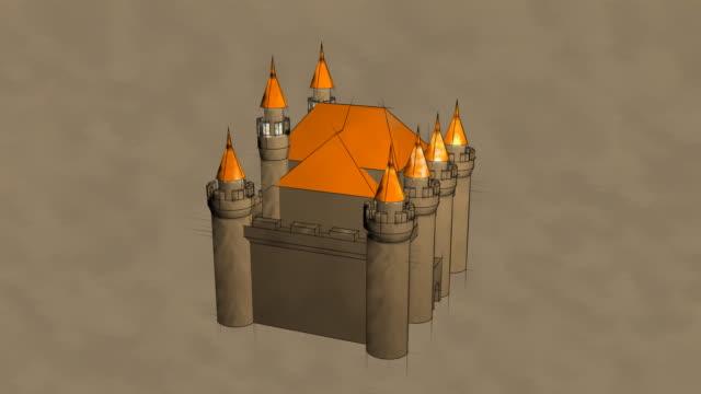 Castle Sketch video