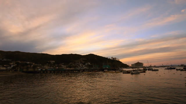 Catalina Sunset - HD Video video