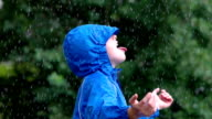 Catching raindrops#2 video