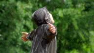 Catching raindrops#4 video