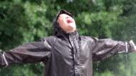 Catching raindrops#5 video