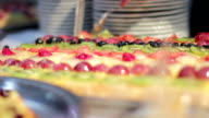 Catering - Fruit cake video