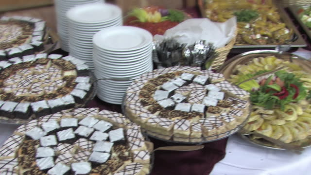 Catering video