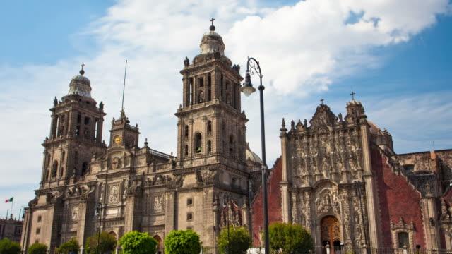 TIME LAPSE: Cathedral Metropolitana, Mexico City video