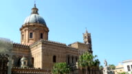 Cathedral of Palermo on Sicily in Italy video