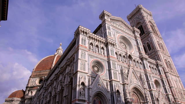 Cathedral Santa Maria del Fiore Florence video