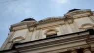 Catholic temple. Lviv, Ukraine. video