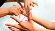 Cats cradle video