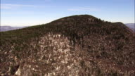 Catskill Mountains  - Aerial View - New York,  Ulster County,  United States video
