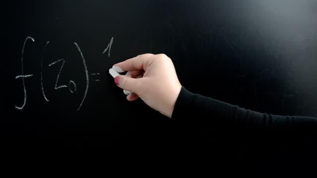 Cauchy's integral formula. video