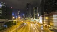 causeway traffic time lapse video