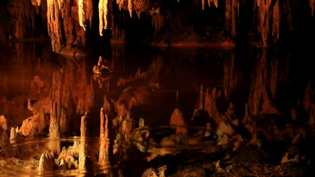 Cave Droplets video