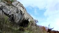Cave Entrance video
