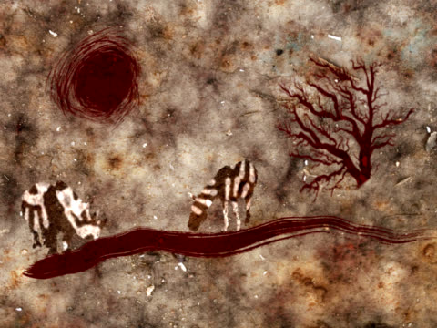 Cave Paintings video