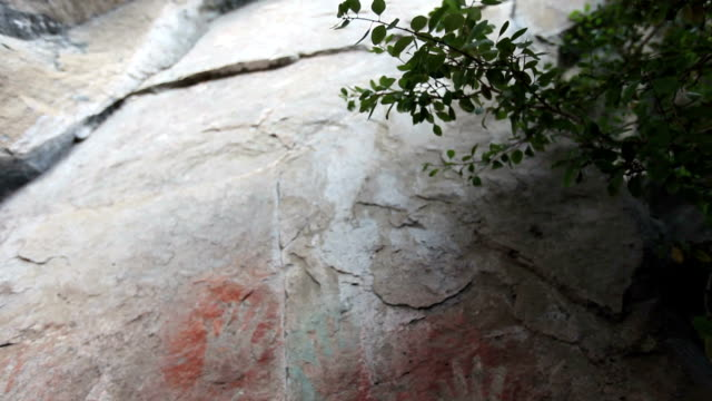 Cave Paiting, Patagonia video