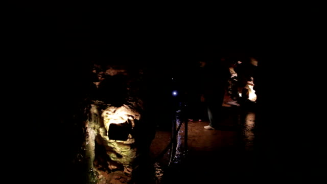 Cave Tour video
