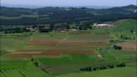 Cedara Agricultural College  - Aerial View - KwaZulu-Natal,  uMgungundlovu District Municipality,  uMngeni,  South Africa video