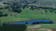 Cedara Agricultural College - Aerial View - KwaZulu-Natal,  uMgungundlovu District Municipality,  The Msunduzi,  South Africa video