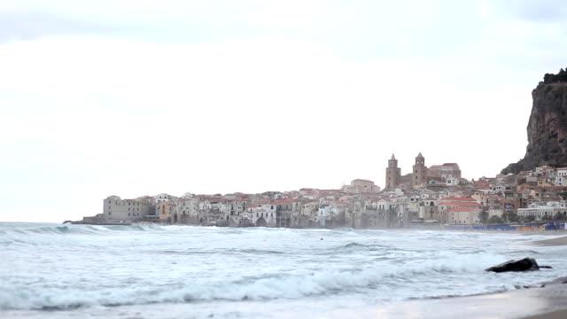 Cefalu, Sicily (HD) video